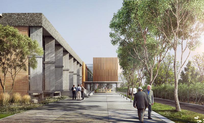 Pose de la première pierre du nouveau bâtiment des Archives départementales – Mercredi 2 octobre à 10h30