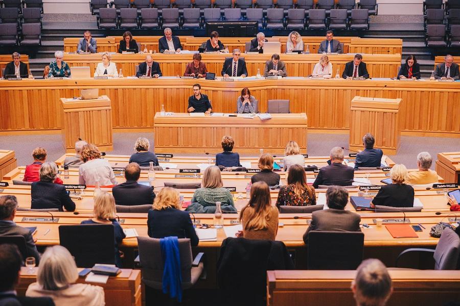 Session départementale du 20 octobre 2020 – Les élus départementaux votent des mesures pour amortir le choc social et préparer l'avenir