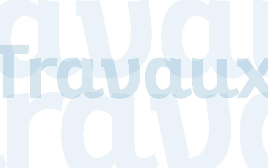 """Travaux de renforcement de l'ouvrage """"Le Binos"""" – RD 12 – Du 6 juillet au 14 août – Commune de Seysses"""