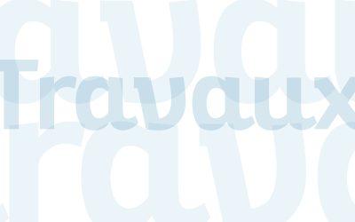 """Travaux de renforcement de l'ouvrage d'art franchissant """"le Mescurt"""" – RD 53 B –  Du 2 au 13 novembre – Commune de Saiguède"""