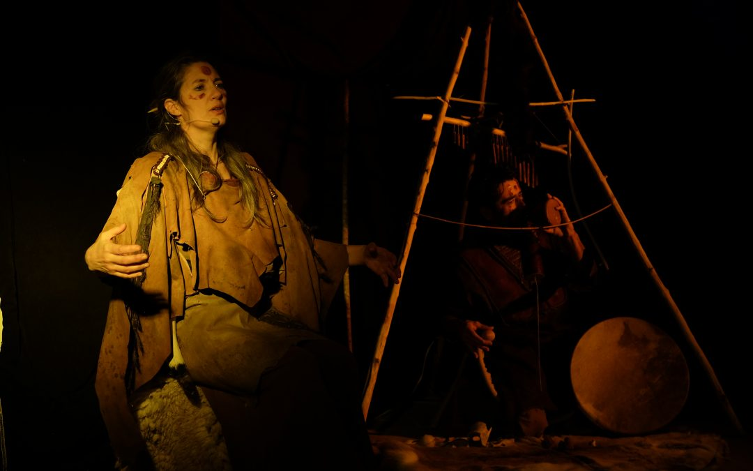 Contes de la nuit des temps – Dimanche 8 mars à 16h – Musée de l'Aurignacien