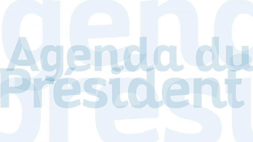 Agenda de Georges Méric – Semaine du 23 au 29 novembre 2020