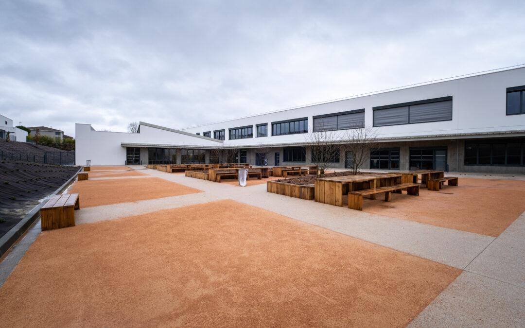 Georges Méric inaugure le collège d'Escalquens – Lundi 6 septembre à 16h30