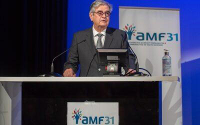 """Georges Méric a participé à l'Assemblée générale de l'AMF 31 : """"Le Département reste le premier partenaire des communes"""""""