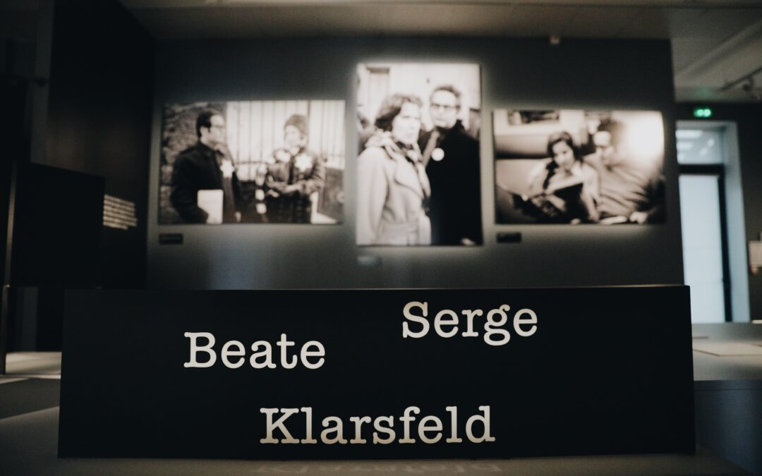 """Ouverture de l'exposition """"Beate et Serge Klarsfeld, les combats de la mémoire (1968-1978)"""" au Musée départemental de la Résistance & de la Déportation de Toulouse – Du 22 octobre 2021 au 8 mai 2022"""